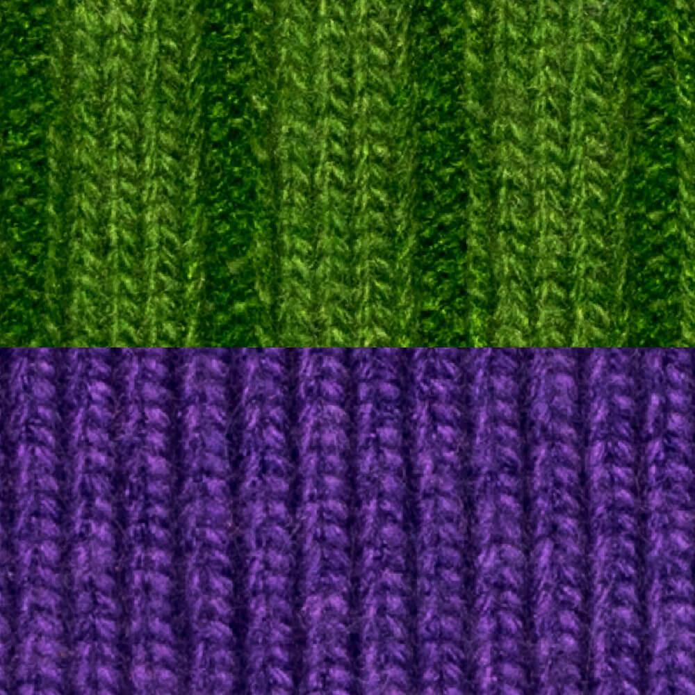 Emerald & Purple-swatch