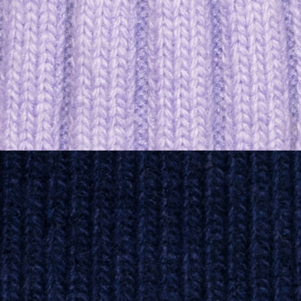 Lilac & Navy-swatch